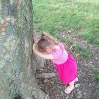 Photo taken at Cox Arboretum MetroPark by Derek S. on 6/3/2012