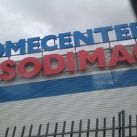 Photo taken at Homecenter Sodimac by Felipe J. on 7/1/2012