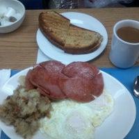 Photo taken at Franks Deli & Restaurant by Mark O. on 3/11/2012