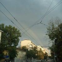 Photo taken at Воронцовская улица by Роман Н. on 8/12/2012