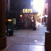 Photo taken at Jackson Place Cafe by Kt S. on 8/10/2012