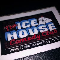 Photo taken at Icehouse Comedy Club Pasadena by Will K. on 10/15/2011