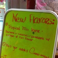 Photo taken at Toots Ice Cream by Heather D. on 8/28/2011