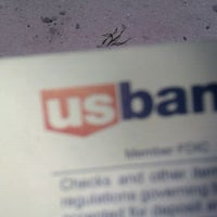 Photo taken at U.S. Bank ATM by Gustavo M. on 12/1/2011