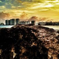 Photo taken at Forum Beach Club by Rafael A. on 7/27/2012