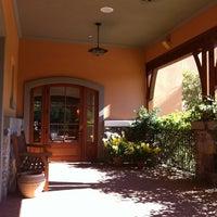 Photo taken at Silverado Vineyards by Ki man Y. on 10/26/2011