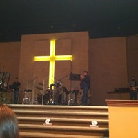 Photo taken at Calvary Chapel St. Petersburg by James M. on 4/15/2012