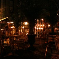 Photo taken at Yaffa Cafe by Melissa F. on 9/26/2011
