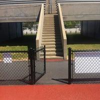 Photo taken at John B. Todd Stadium by Aazia on 4/10/2012