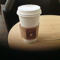 Photo taken at Arnold Coffee by Erika M. on 9/21/2011