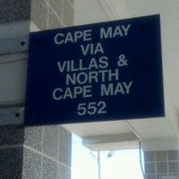 Photo taken at Wildwood bus terminal by Daryl J. on 3/11/2012