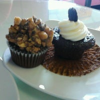 Photo taken at Cupcakes-A-Go-Go by lee c. on 7/28/2012