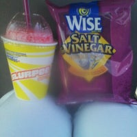Photo taken at 7-Eleven by Rebecca D. on 9/12/2012
