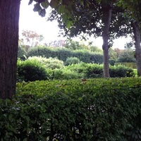 Photo taken at Jardin du Musée Rodin by jeffrey g. on 8/28/2011