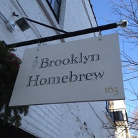 Photo taken at Brooklyn Homebrew by Kyler S. on 12/8/2011