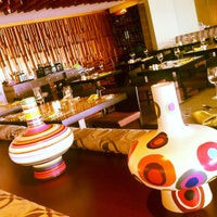 Photo taken at Restaurante La Barquera by Rod S. on 3/3/2012