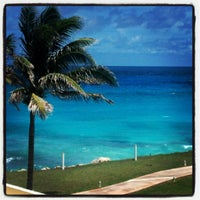 Photo taken at Dreams Cancun Resort & Spa by Rudy V. on 5/29/2012