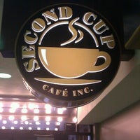 Photo taken at Second Cup by Charles E. on 9/19/2011