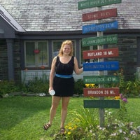 Photo taken at Vermont Welcome Center by Heather on 8/18/2011