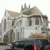 Photo taken at St. Dominic's Catholic Church by Adam B. on 4/25/2011
