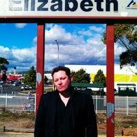 Photo taken at Elizabeth Interchange by Ash S. on 8/27/2011