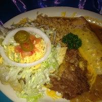 Photo taken at La Fiesta Patio Cafe by Mel M. on 1/13/2012