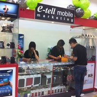 Photo taken at e-tell mobile marketing by Aileen on 10/25/2011