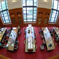 Photo taken at EB Williams Law Library, Georgetown Law by Kumar J. on 8/12/2011