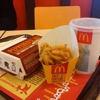 Photo taken at McDonald's by Aaron I. on 12/20/2011