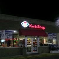 Photo taken at KwikShop by Steven F. on 6/4/2012