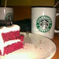 Photo taken at Starbucks Coffee by Pako L. on 11/26/2011