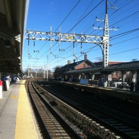 Photo taken at Metro North - Milford Train Station by Jerry T. on 12/16/2011