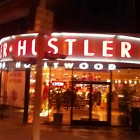 Photo taken at Hustler Hollywood by Deidra P. on 11/17/2011