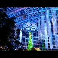 Photo taken at Gaylord National Resort & Convention Center by Letitia R. on 12/17/2011
