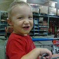 Photo taken at Walmart Supercenter by Jamie R. on 8/22/2011
