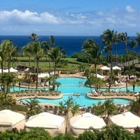Photo taken at The Ritz-Carlton, Kapalua by Wil S. on 9/3/2012