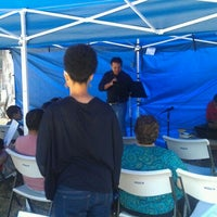 Photo taken at City Church of Compton by Victor C. on 9/18/2011