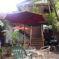 Photo taken at Soulard Coffee Garden by Adam H. on 8/15/2011