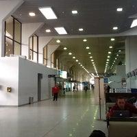 Photo taken at Viru Viru International Airport (VVI) by Pablo C. on 5/14/2012