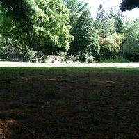 Photo taken at Stonehenge Gardens by Bryan Z. on 7/15/2011