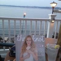 Photo taken at Lighthouse On The Hudson by Monika on 8/9/2012