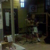Photo taken at Underground Cafe by Ron T. on 8/17/2012