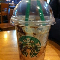 Photo taken at Starbucks by Betul A. on 1/21/2012