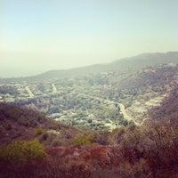 Photo taken at Temescal Canyon by anh pie !. on 8/25/2012