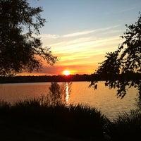 Photo taken at Green Lake Loop by Mil M. on 9/5/2011