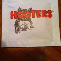 Photo taken at Hooters by Eric G. on 1/2/2011