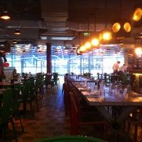 Photo taken at Jamie's Italian by Benjamin Y. on 10/26/2011