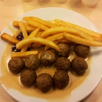 Photo taken at IKEA Restaurant by Felicia on 1/25/2012