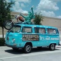 Photo taken at Freebirds World Burrito by Tiffany B. on 3/15/2011
