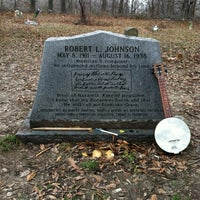 Photo taken at Robert Johnson's Grave by Chris W. on 1/8/2012